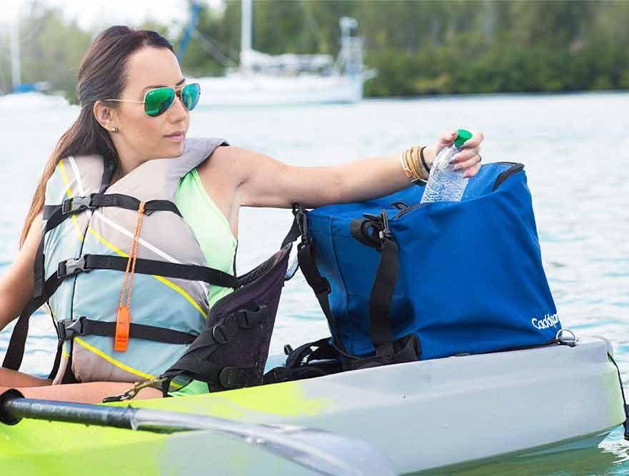 kayaking utility bag